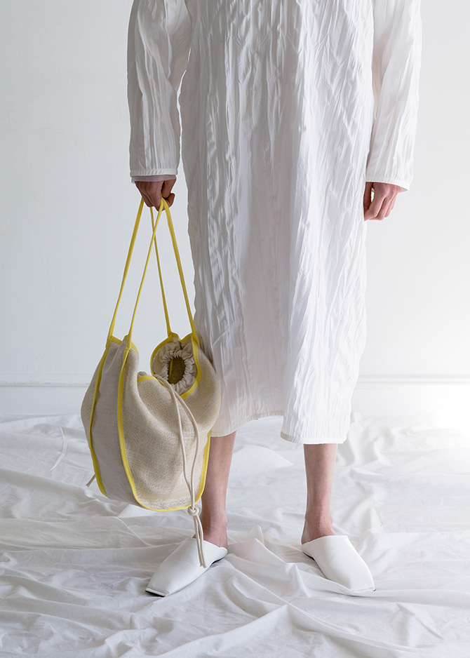 917 String Bucket Bag