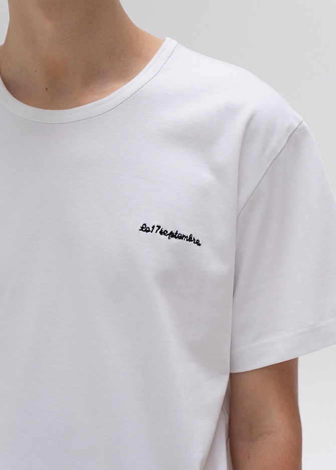 917 Basic T-Shirt (White)