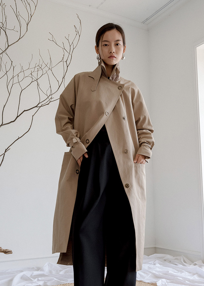 917 Berlin trench coat